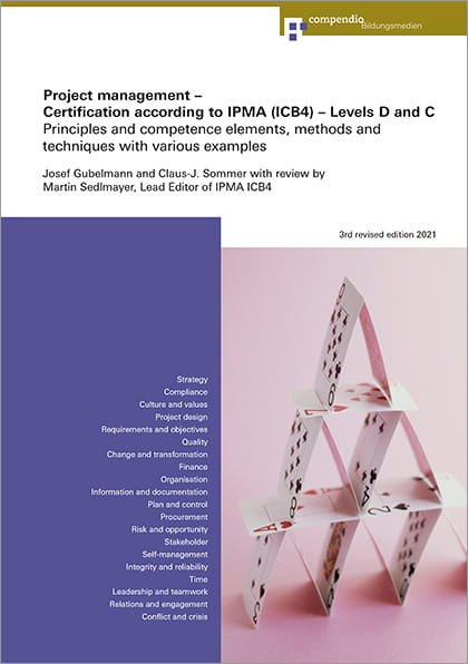 Project management – Certification according to IPMA (ICB4) – Levels D and C
