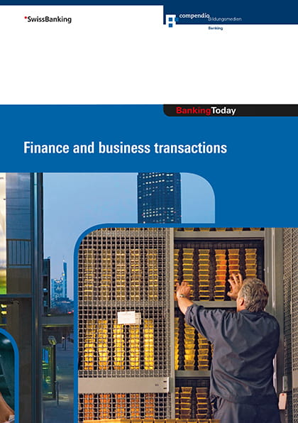 Finance and business transactions (E-Book)