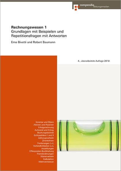 Rechnungswesen 1 Compendio Bildungsmedien